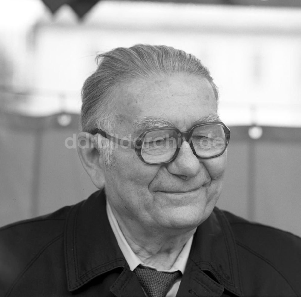 Berlin Ddr Emil Rudolf Greulich 1983